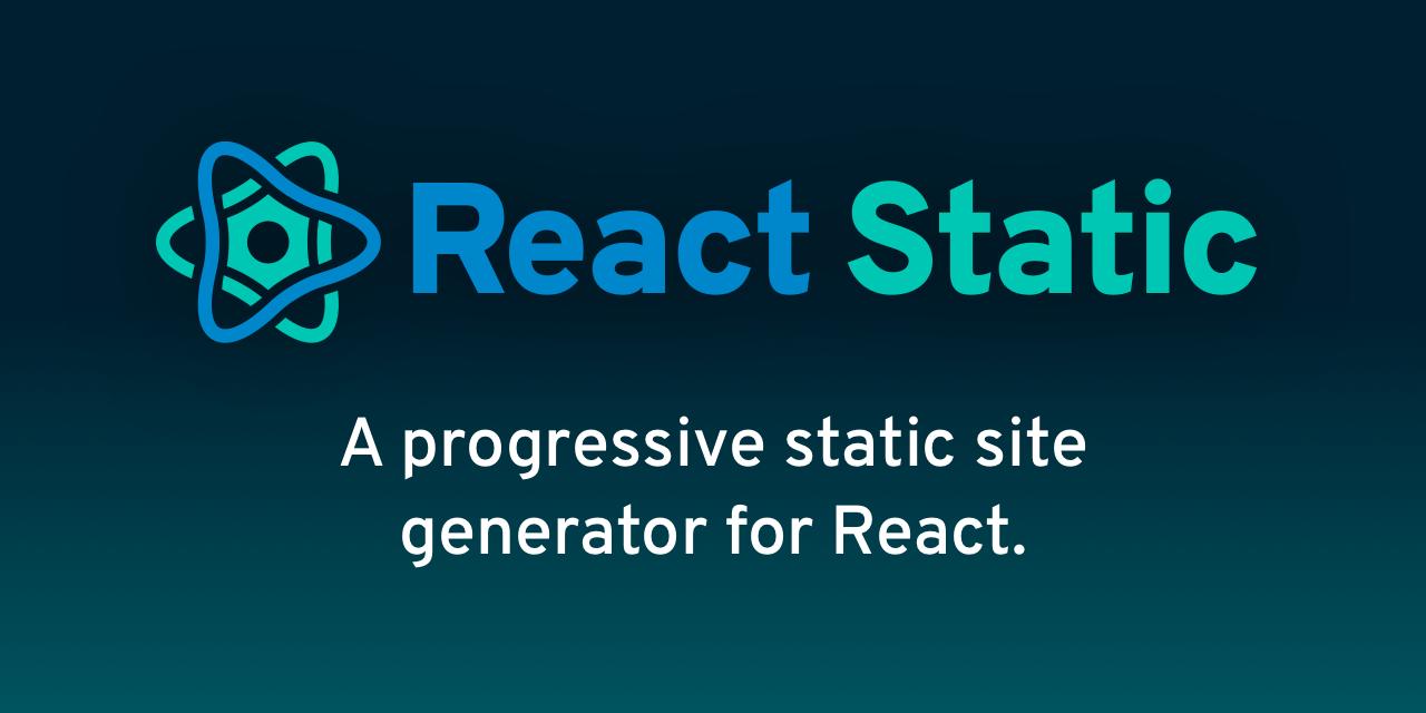 react-static
