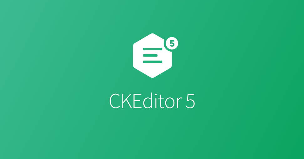 GitHub - ckeditor/ckeditor5-easy-image: Easy Image feature