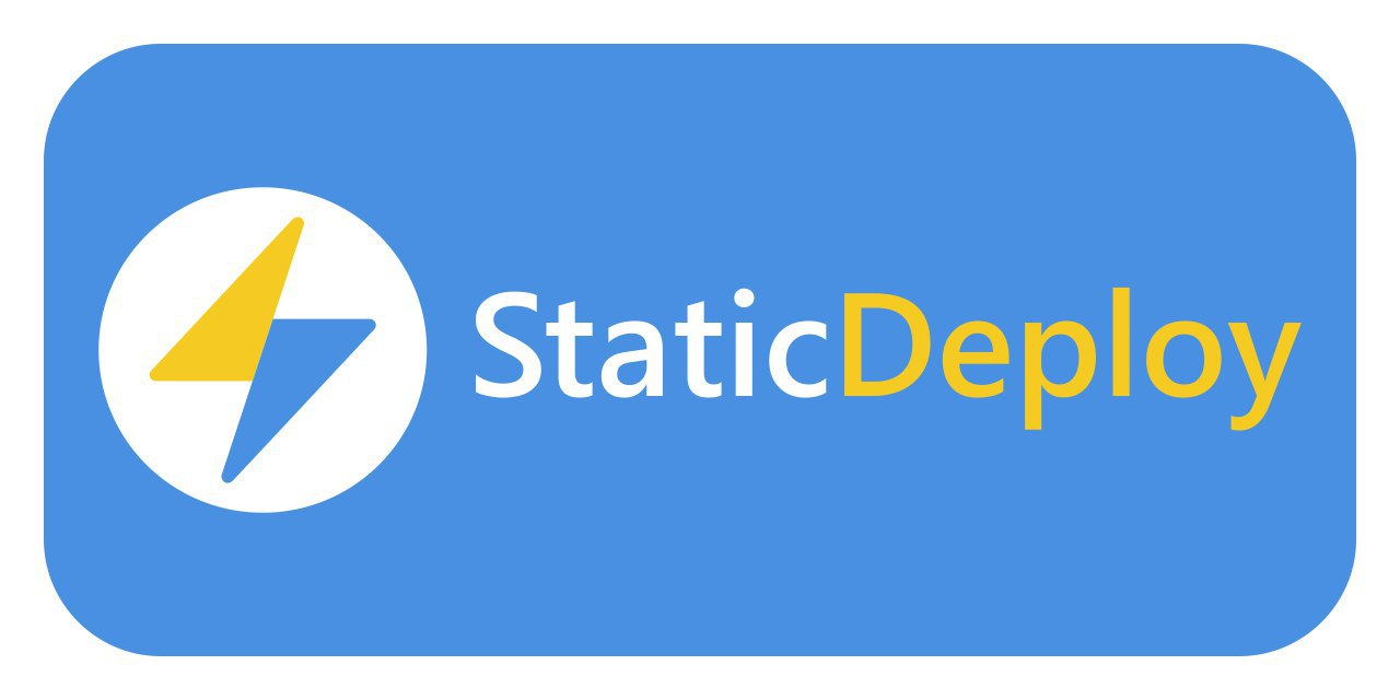 staticdeploy