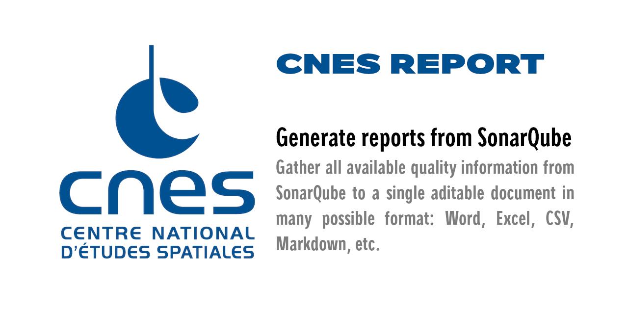 sonar-cnes-report
