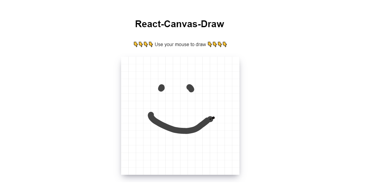GitHub - embiem/react-canvas-draw: React Component for