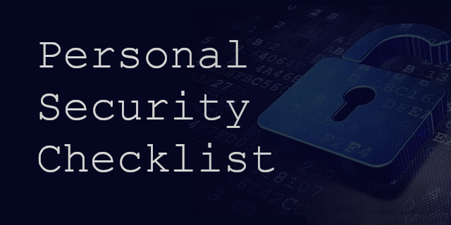 personal-security-checklist