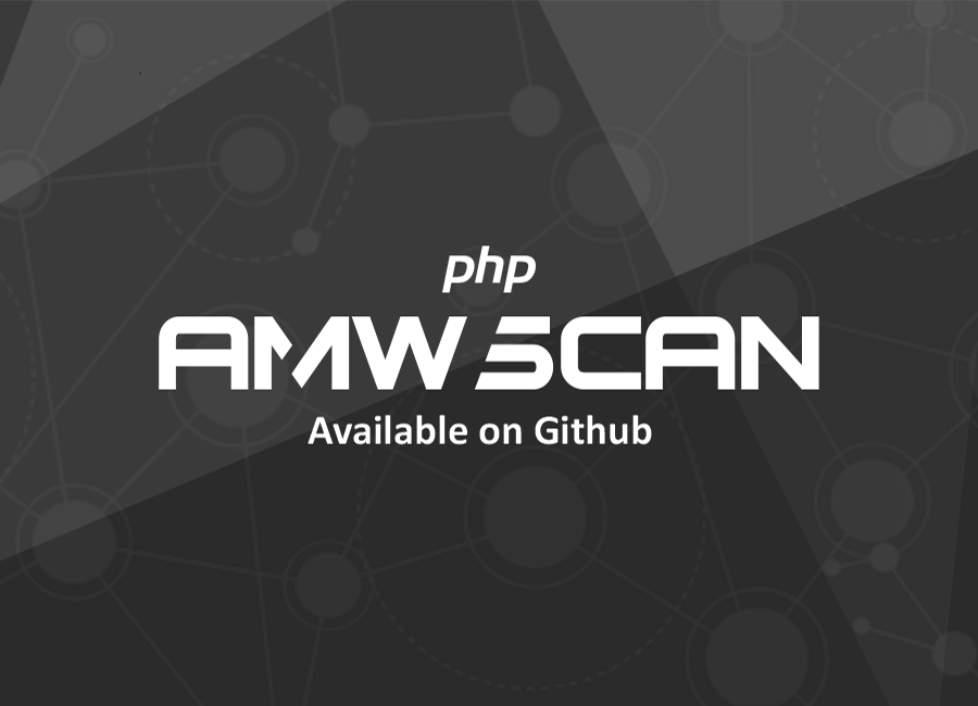 GitHub - marcocesarato/PHP-Antimalware-Scanner: AMWSCAN (Antimalware