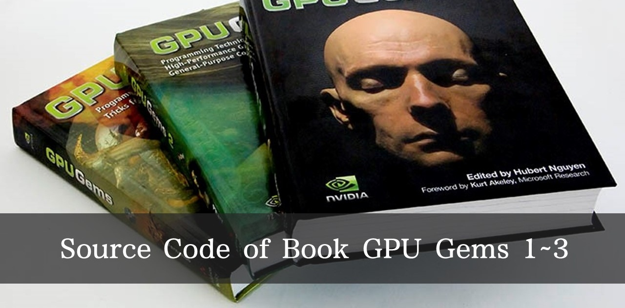 GPU-Gems-Book-Source-Code