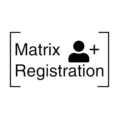 matrix-registration