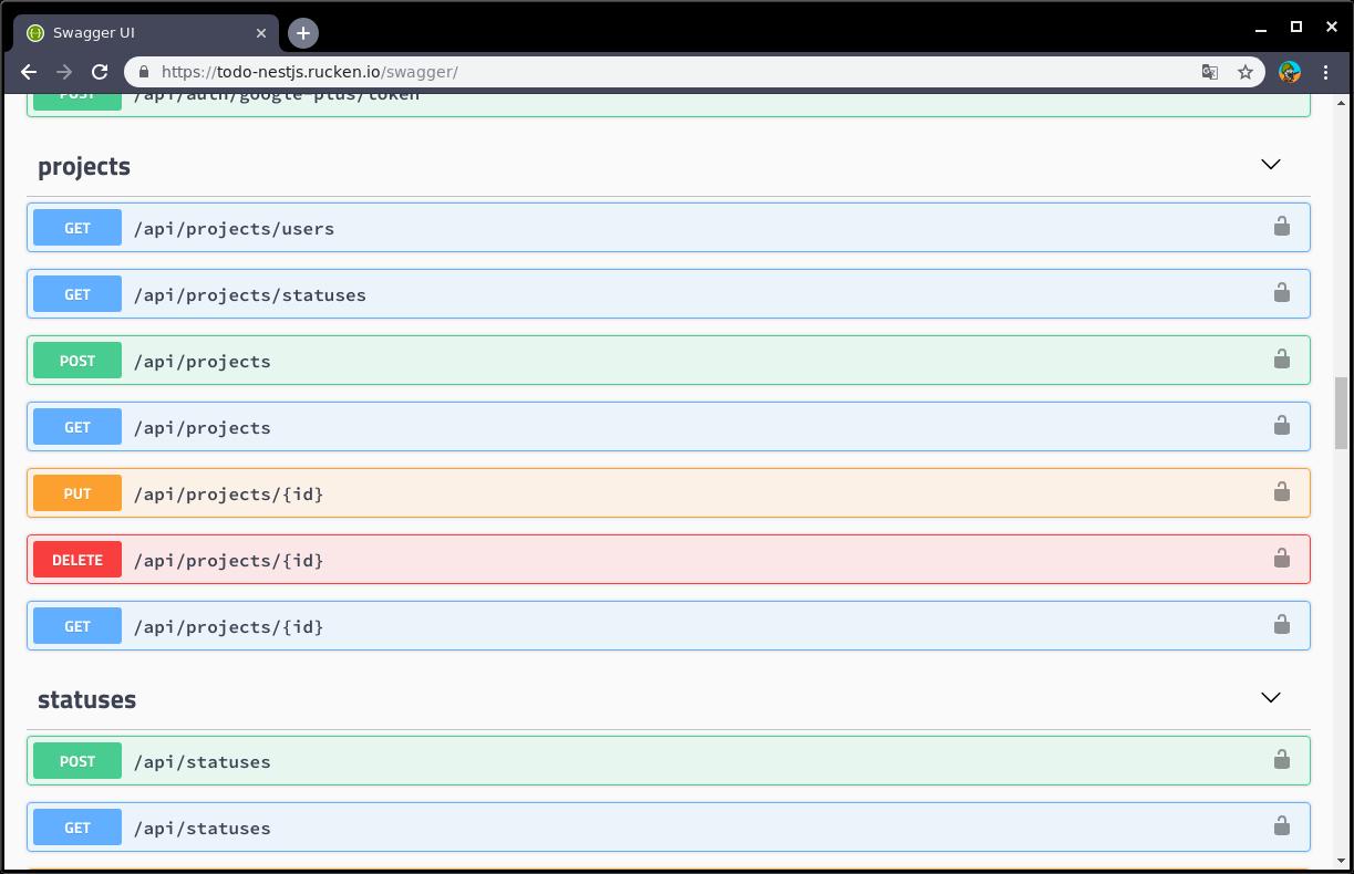 GitHub - rucken/todo-nestjs: A simple todo application with NestJS