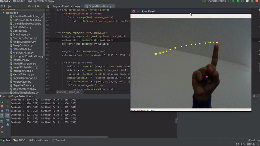 hand-detection · GitHub Topics · GitHub