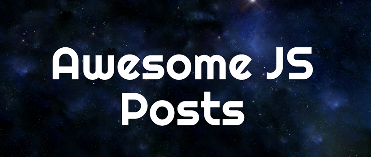 awesome-js-posts