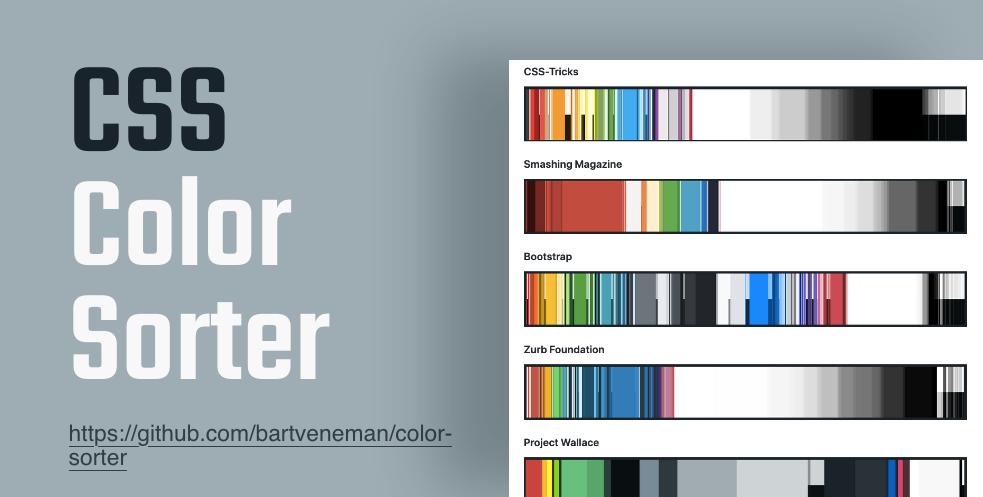Color sorter