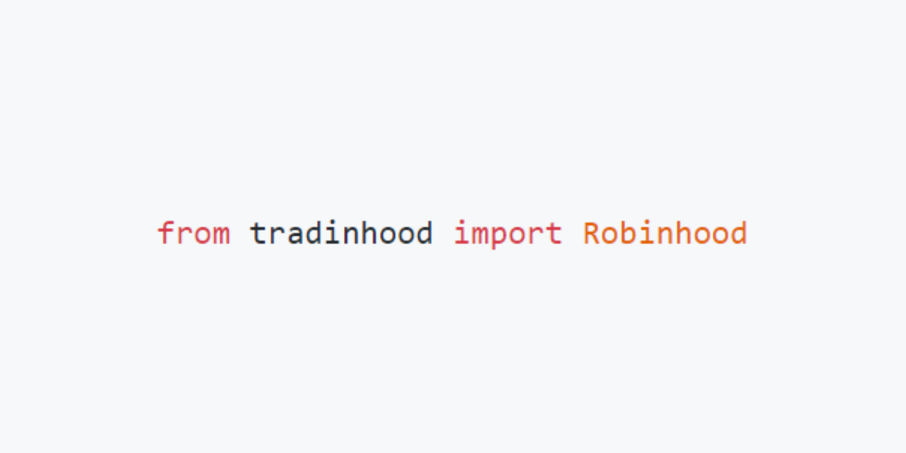 can you use api on cryptocurrency robinhood