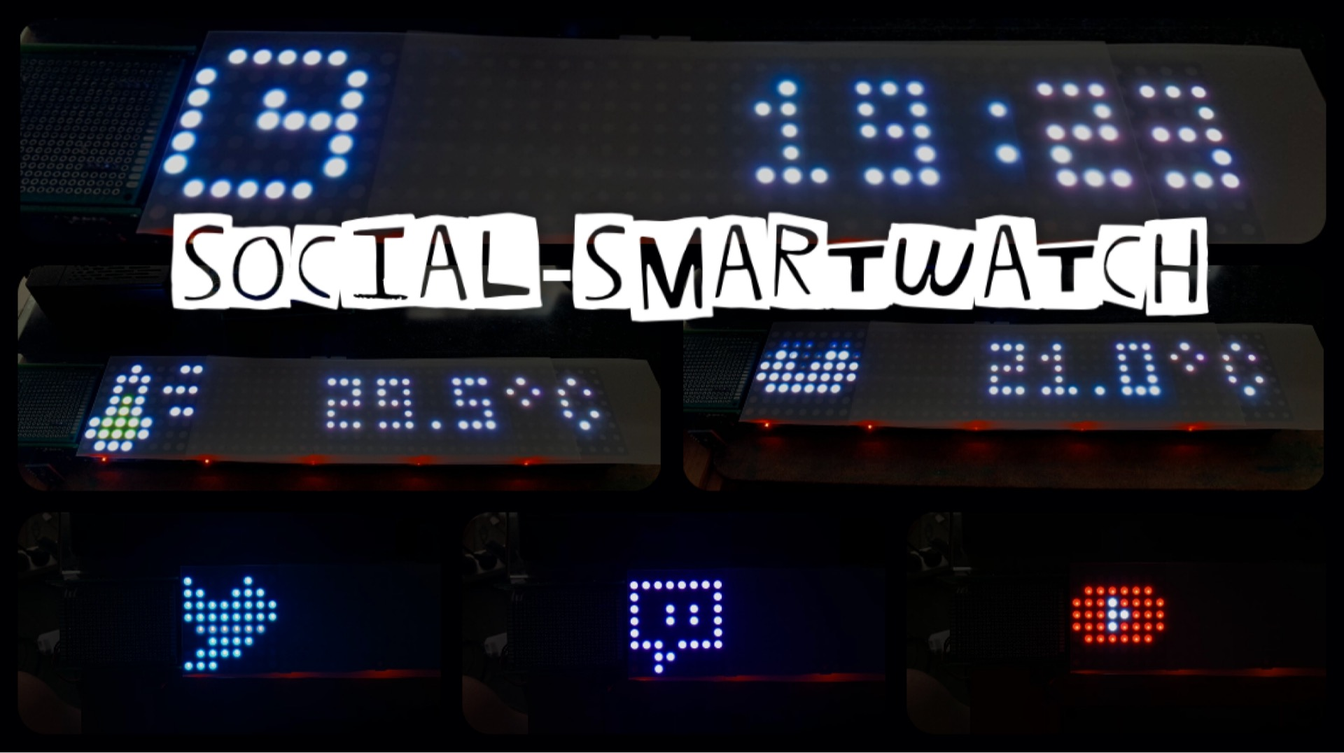 led-matrix · GitHub Topics · GitHub