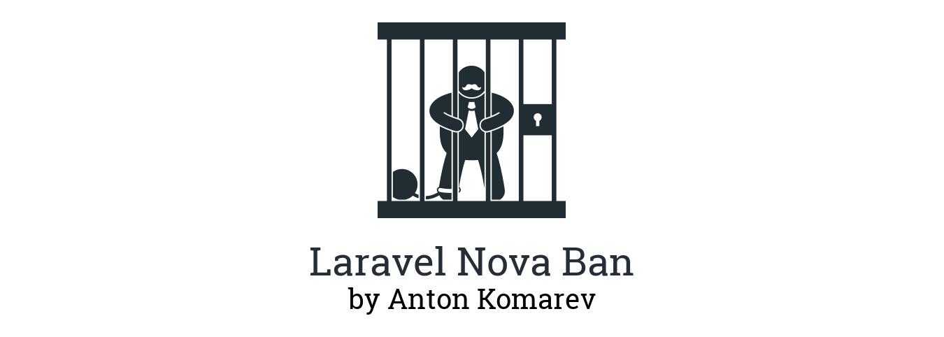 GitHub - cybercog/laravel-nova-ban: Laravel Ban simplify