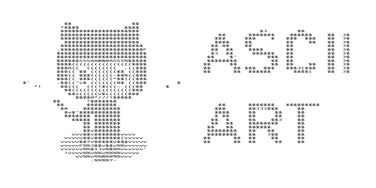 GitHub - dawsonbooth/ascii-art: ASCII art generator with
