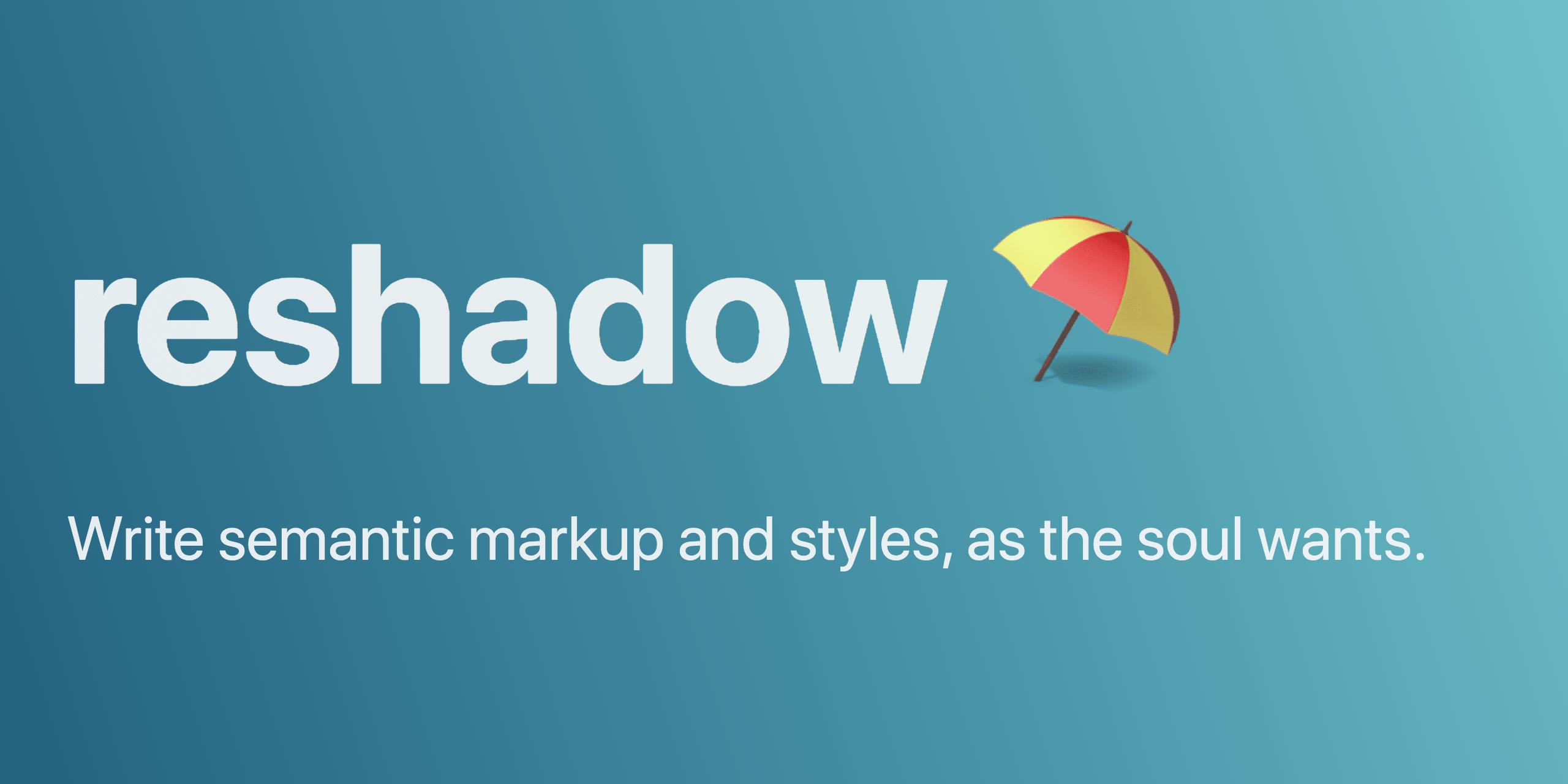reshadow