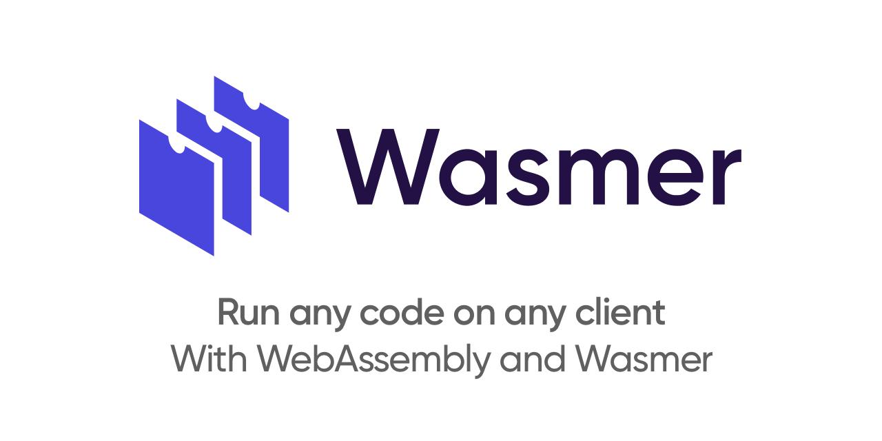 GitHub - wasmerio/wasmer: The Universal WebAssembly Runtime