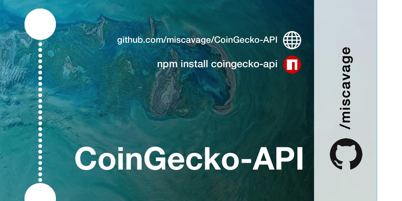 CoinGecko-API