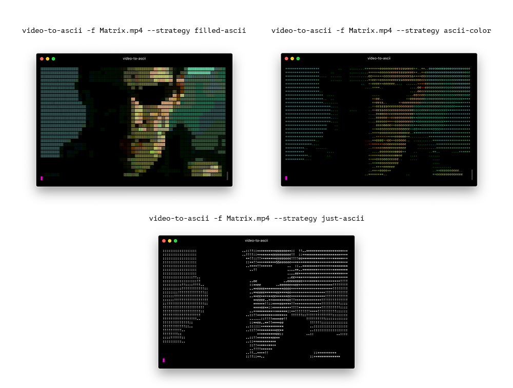 video-to-ascii
