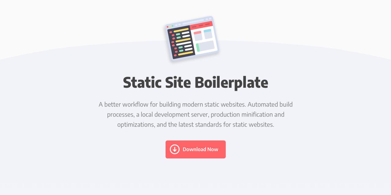 static-site-boilerplate