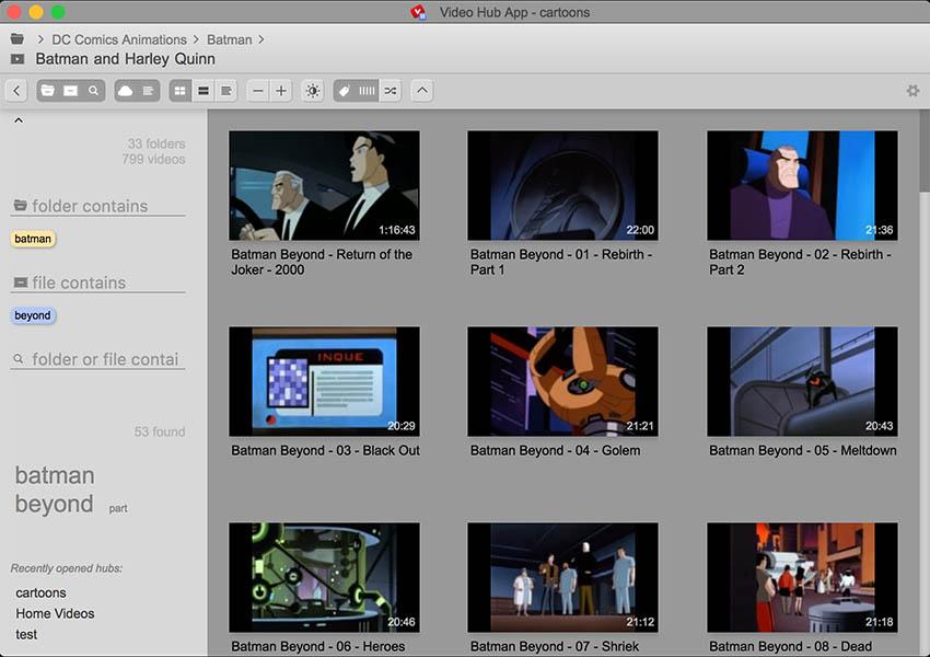 Video-Hub-App