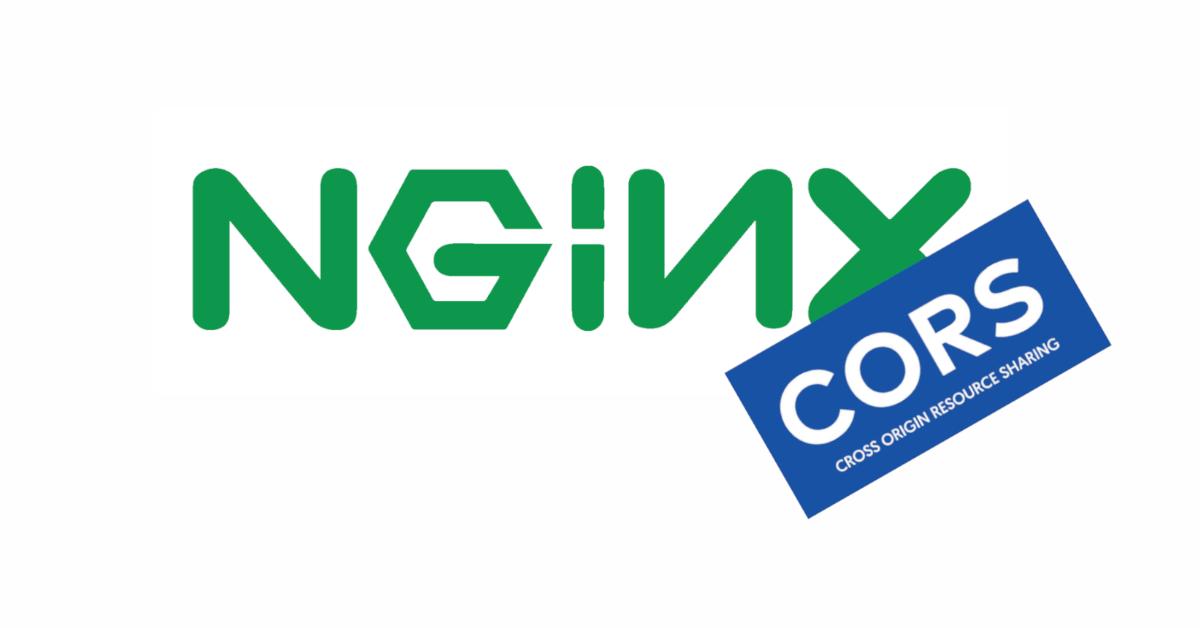 nginx-cors