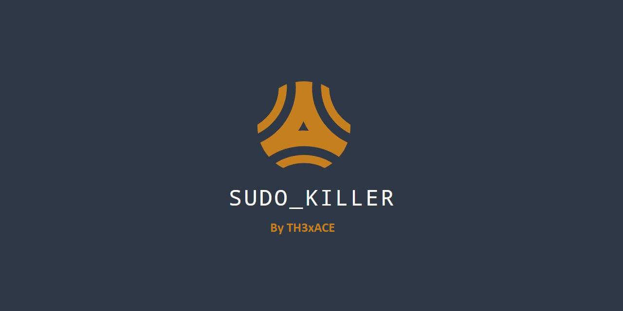 SUDO_KILLER