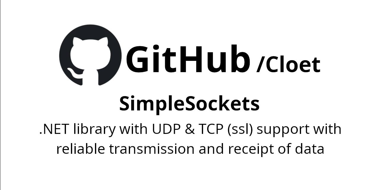 SimpleSockets
