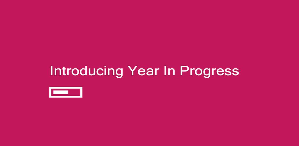 year-in-progress