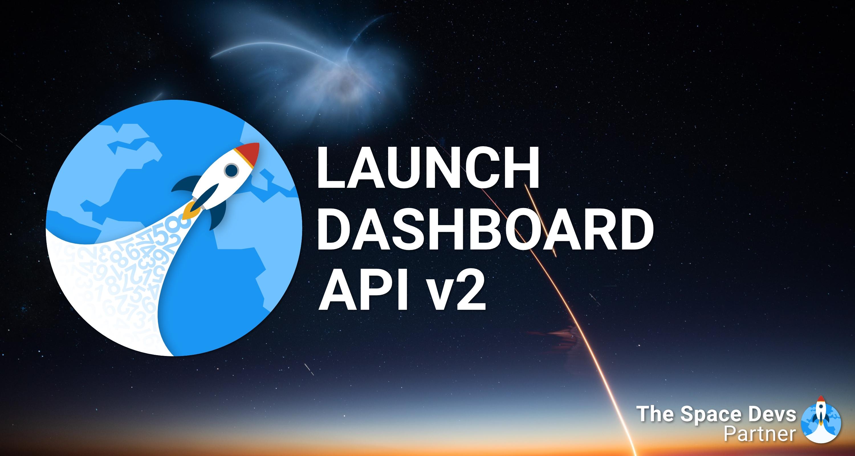 Launch-Dashboard-API