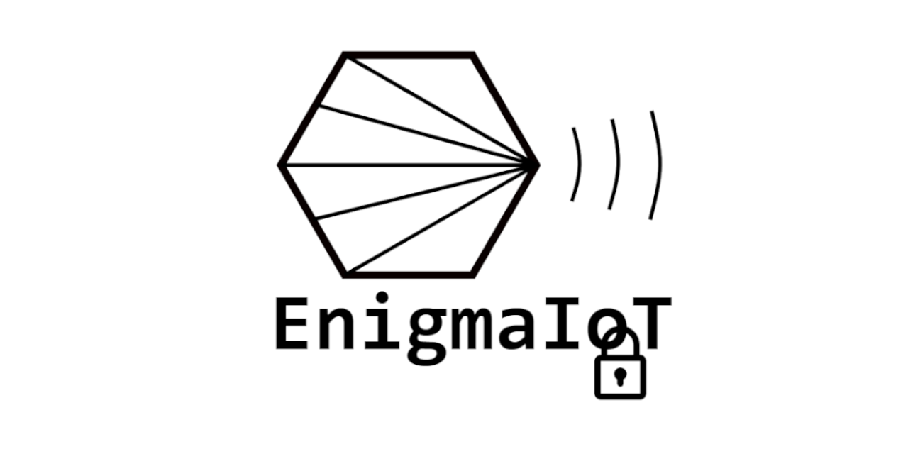 GitHub - gmag11/EnigmaIOT: Secure sensor and gateway platform based