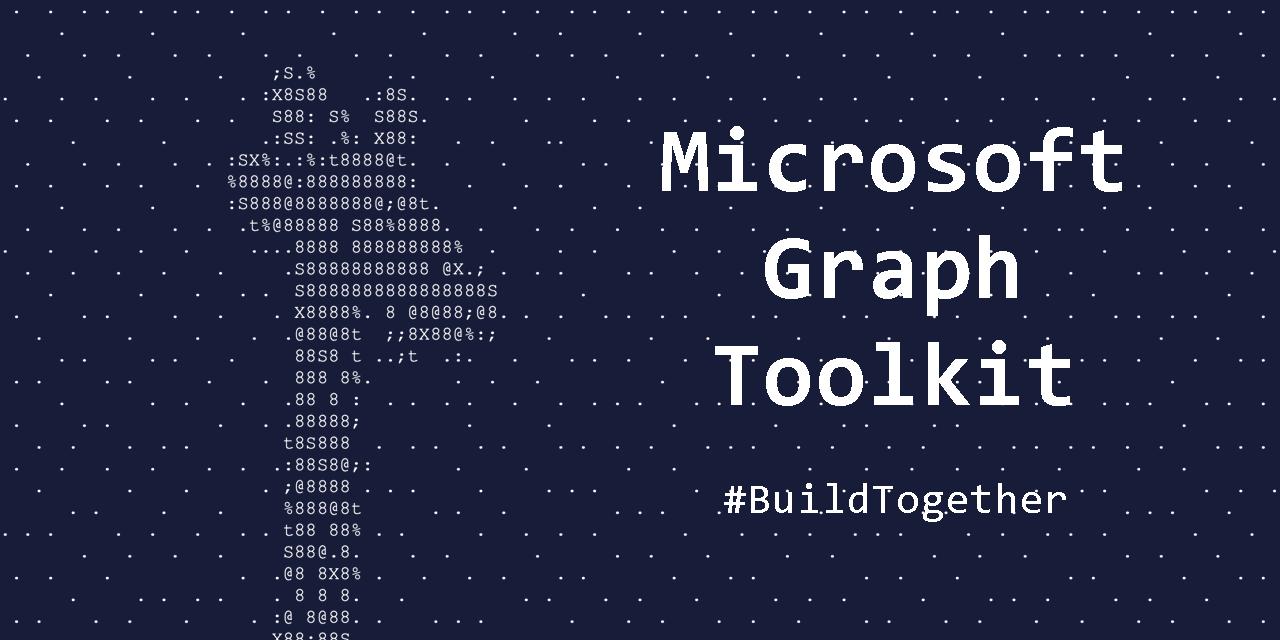 microsoft-graph-toolkit