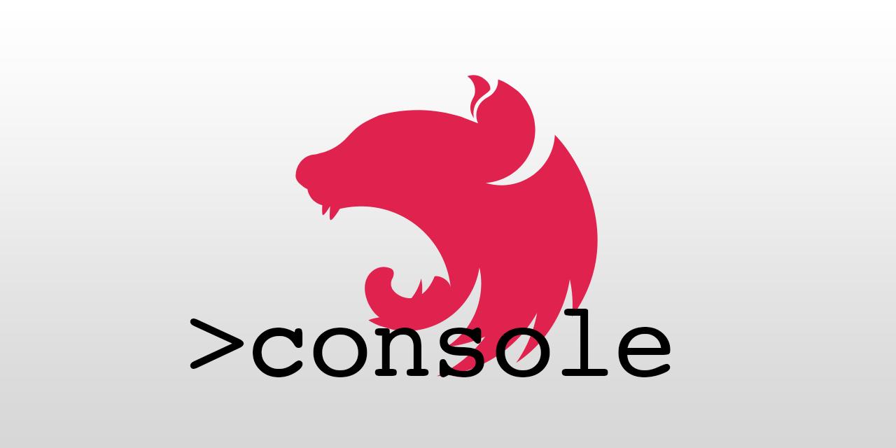 nestjs-console