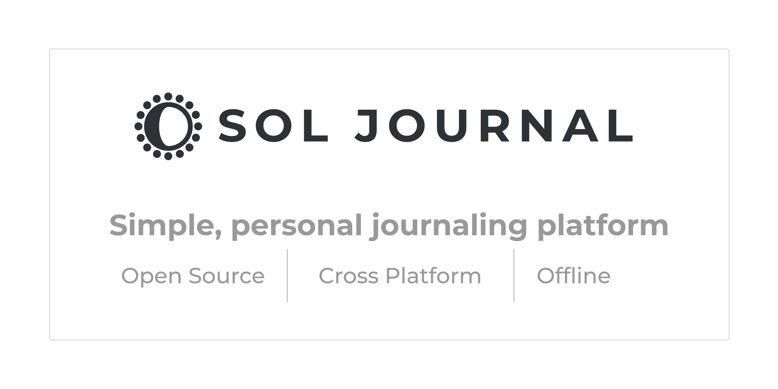sol-journal