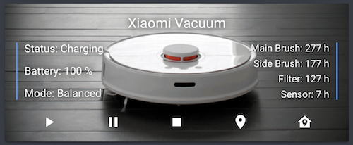 New to Home Assistant  Trying to add Xiaomi Vacuum - Third
