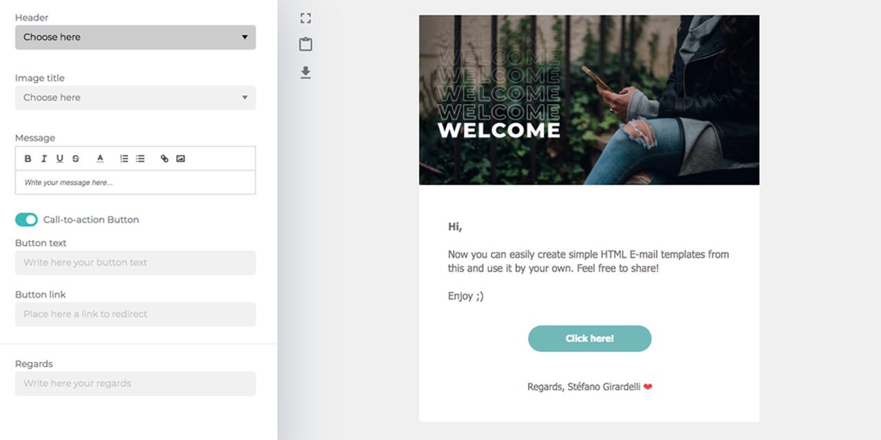 email-template · GitHub Topics · GitHub