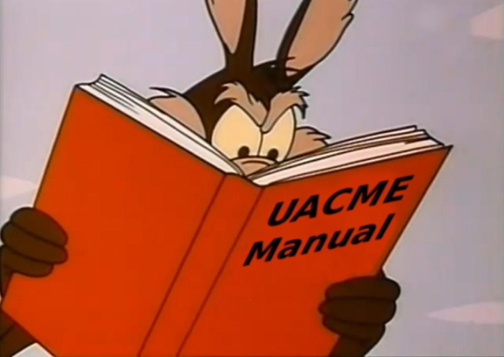 uacme manual