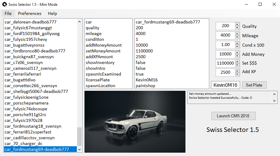GitHub - Kevin0M16/Swiss-Selector: Swiss Selector - Car
