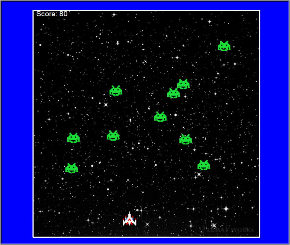 Space-Invader-Game