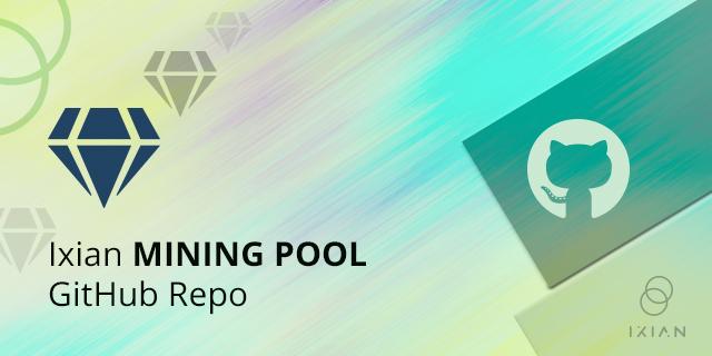 Ixian-Pool