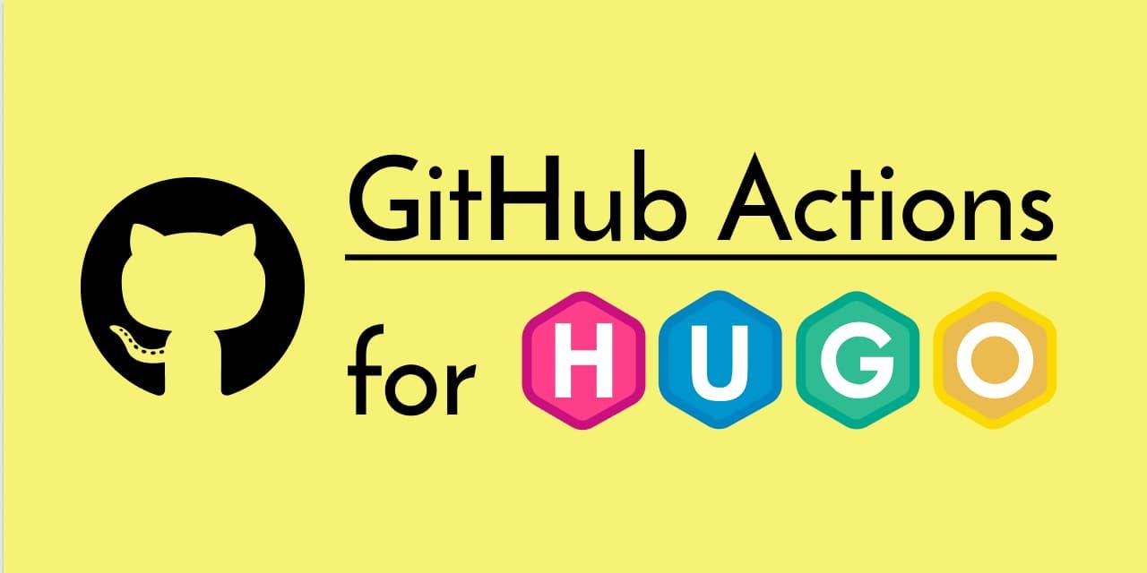actions-hugo