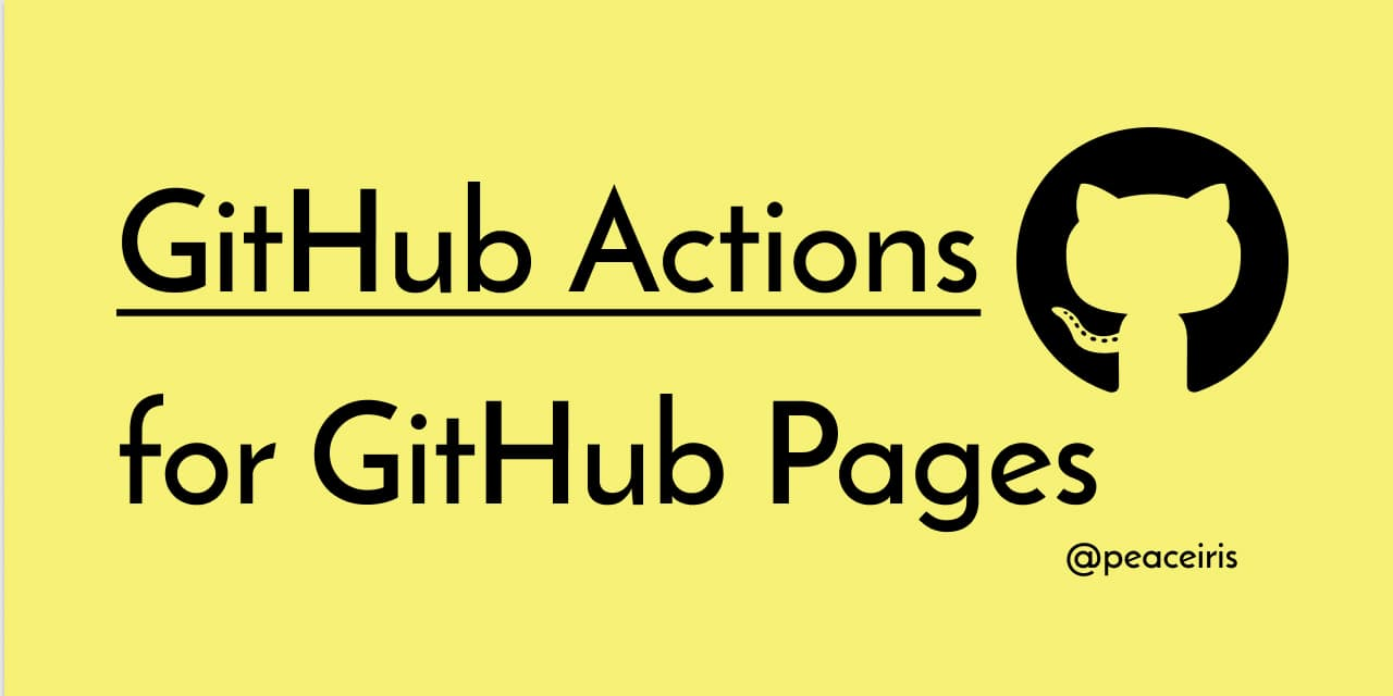 actions-gh-pages