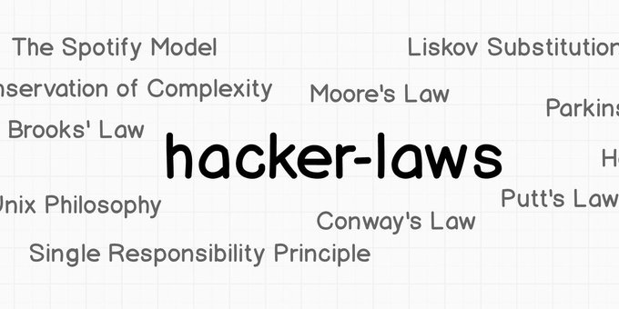 hacker-laws