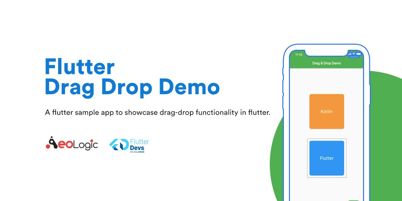 GitHub - flutter-devs/flutter_dragdrop_demo: A flutter sample app to