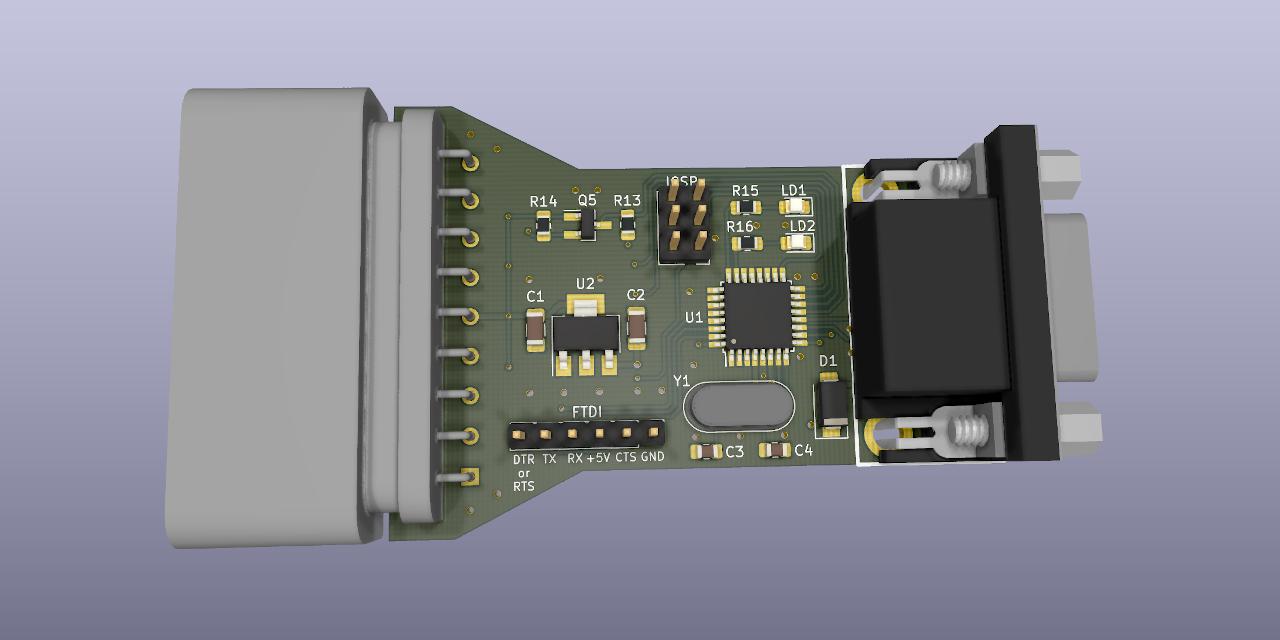 OpenPSX2AmigaPadAdapter