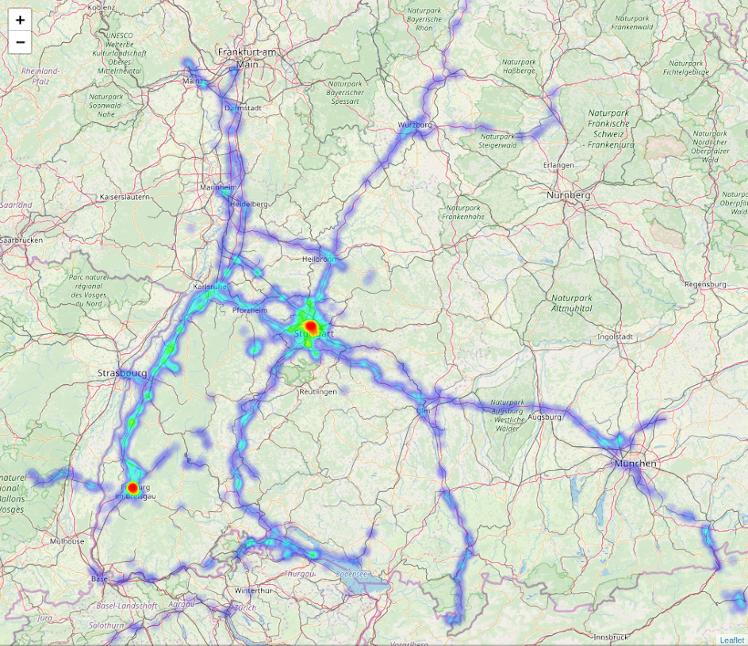 geo-heatmap