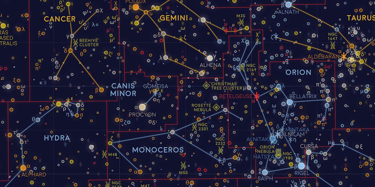 GitHub - eleanorlutz/western_constellations_atlas_of_space
