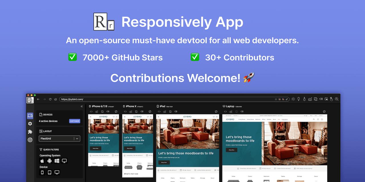 Responsive Web Design Github Topics Github