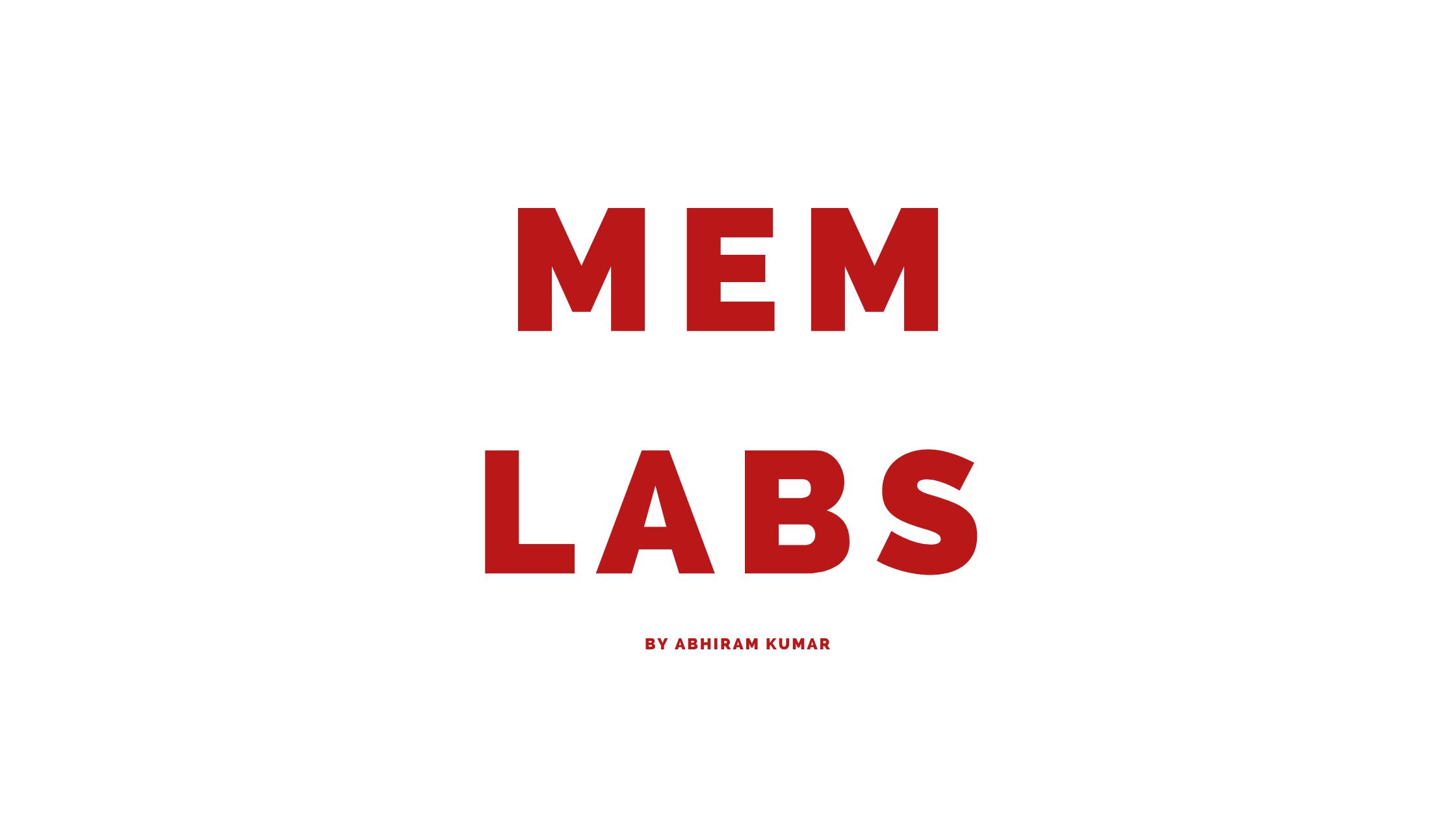 MemLabs