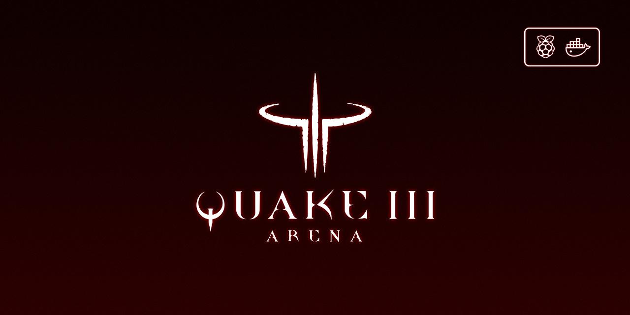 GitHub - wouterds/rpi-quake3-server: Quake III Arena server