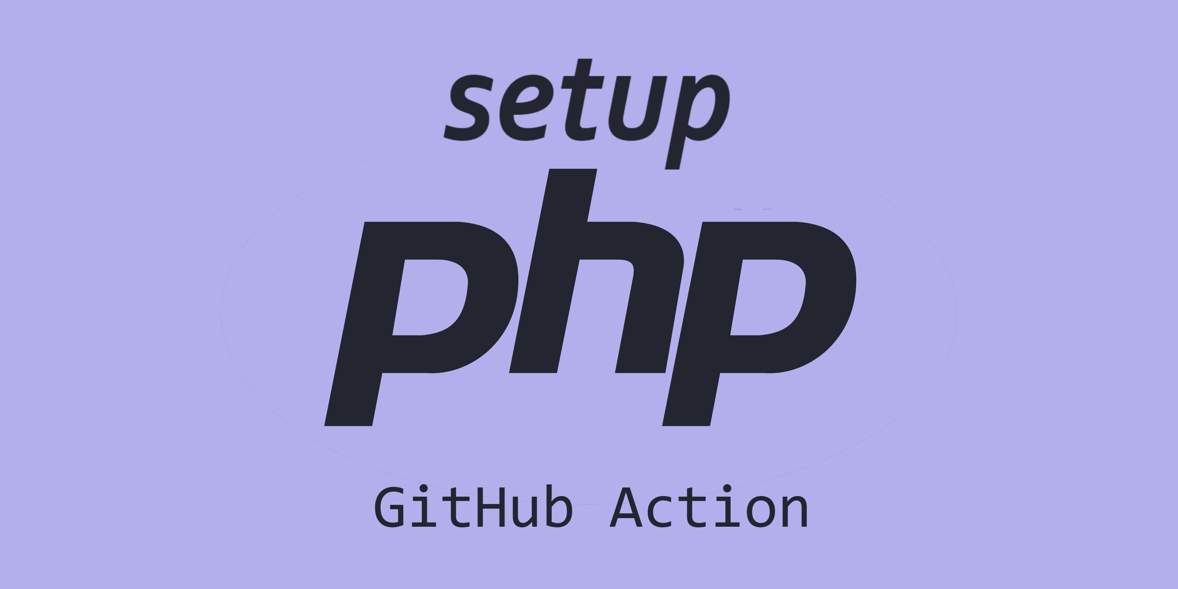 Setup PHP in GitHub Actions